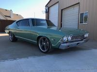 1968 Chevy Malibu Pro Touring/Restomod Survivor paint