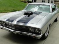This cutting edge Chevelle is extraordinary. The