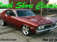 For sale is an awesome 1968 Chevelle SS Clone Car. It