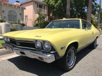 Chevelle comes with power steering and power breaks, it