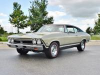 Monster 1968 Chevy Chevelle SS 396 Matching Numbers