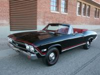 1968 Chevrolet Chevelle SS Extremely rare and sought