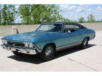 This Chevelle has the rare and original L78 396ci 375hp