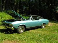1968 Chevrolet Chevelle in Excellent Condition Medium