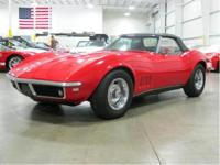 We are pleased to present this 1968 Chevrolet Corvette
