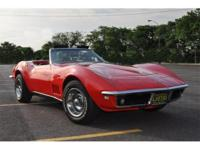 1968 Chevy Corvette Convertible for sale by Owner,