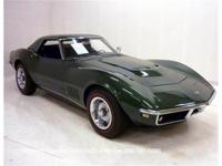 1968 Corvette Convertible, two tops, L89, 4 speed,