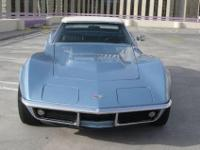 This 1968 Chevrolet Corvette 2dr Roadster Convertible