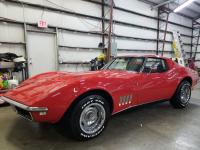 1968 Corvette L-36 427  Up for auction is a RARE