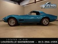 1968 Chevrolet Corvette Convertible for sale in our