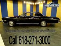 Up for sale is a 1968 Chevrolet Impala SS in a