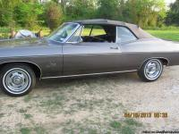 1968 Chevrolet Impala Convertible factory 307 w/ double