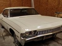 1968 Chevrolet Impala Convertible ..All Original