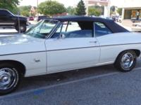 1968 Chevrolet Impala Convertible ..Completely Restored