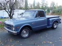 For Sale is out 1968 Chevy Stepside. Completely