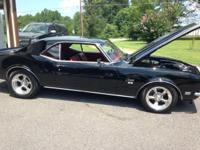 1968 Chevy Camaro for sale (NC) - $40,000. 2600 miles