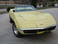 1968 Chevy Corvette for sale (NC) - $35,500. '68
