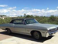 1968 Chevy Impala for sale (AZ) - $10,500 BEAUTIFUL '68