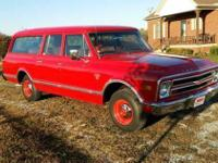 1968 Chevy Suburban for sale (KY) - $16,900 '68