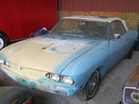 TRADES WELCOME I have a solid 1968 Chevy CORVAIR