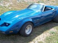 Really nice 1968 Corvette with the special purchased