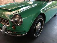 1968 Datsun 1600. Body has no Rust to my KnowledgeInner