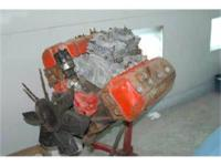 1968 426 Hemi engine for sale! Rare find! The real deal