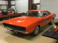 This is a 1968 Dodge Charger that has to be one of the