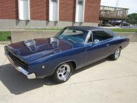 1968 Dodge Charger RT 440 Automatic Restored.  For sale