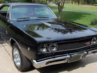 "Fully restored and real ""WS23L"" 1968 Dodge Coronet RT"