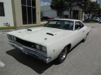 1968 DODGE SUPER BEE. . . .FIRST YEAR OF THE BEE. . . .