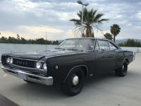 1968 Dodge Super Bee  All original Dodge Super Bee