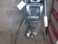 1968 Evinrude 9.9 short shaft Model 9722B 9 1/2 HP @