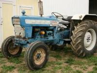 I have a Ford 4000 tractor for sale. I am not sure but