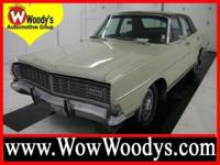 686999-185 With 84,939 miles, this 1968 Ford Galaxie