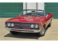 Heres an air conditioned 1968 Ford Fairlane 500