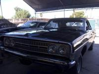 1968 Ford Fairlane 500 2-door convertible CLEAN TITLE