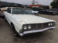 1968 Ford Galaxie 500 2DR 8Cyl. 390 Good candidate to