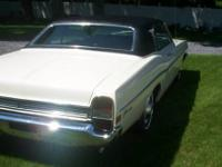 1968 Ford Galaxie 500 completely original..64000 miles