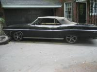 up for sale is my black 1968 Ford Galaxie 500