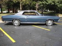 This Auction is for a VERY RARE 1968 Ford LTD 2 Door