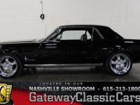For sale in our Nashville showroom is black beauty,