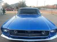 1968 Ford Mustang Coupe American Classic 82,507 miles