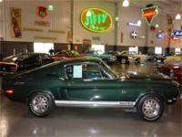 1968 BELIEVED TO BE 10K MILE FORD MUSTANG SHELBY GT 500