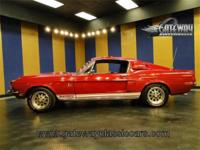 1968 Shelby Cobra GT500KR with its original 428 Cobra
