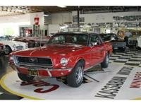 One Family Owned 1968 Ford Mustang Coupe - Very