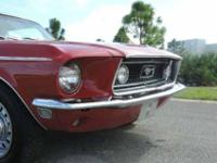 Make: Ford Interior Color: RedModel: MustangNumber of