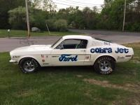 1968 1/2 Ford Mustang R 428 Cobra Jet Fast Back Take a