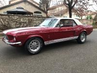 1968 SHELBY G.T. 350 Tribute  This is my 1968 Shelby