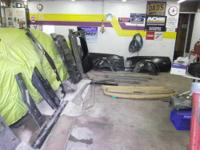 1968 Ford Mustang replacement sheetmetal and